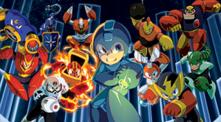 Mega Man Legacy Collection sur ONE