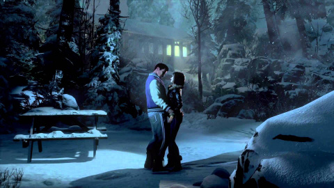 Jaquette de Until Dawn : Home sweet home