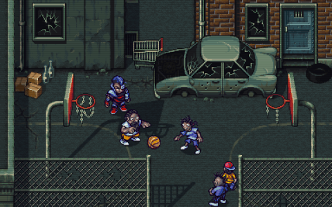 Barkley 2 : La suite de Barkley Shut Up and Jam Gaiden présent à la PAX Prime