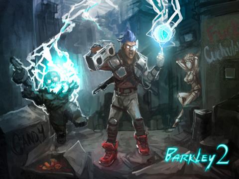 Barkley 2 sur PC