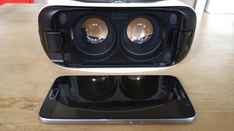 Gear VR : notre avis sur le premier casque de réalité virtuelle de Samsung