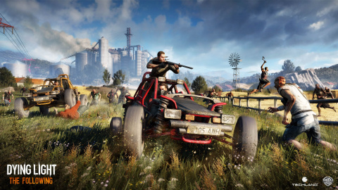 Dying Light : The Following sur ONE