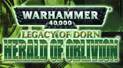 Warhammer 40.000 Legacy of Dorn - Herald of Oblivion sur iOS