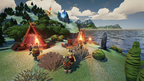 Valhalla Hills disponible en early access