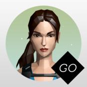 Lara Croft GO sur iOS
