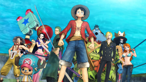 Jaquette de One Piece Pirate Warriors 3 passe à l'abordage