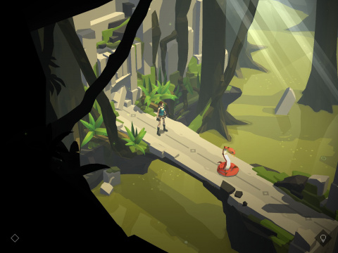 Lara Croft GO : Expédition tactile en milieu tropical (MAJ)