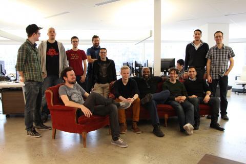 Square Enix Montréal : Vivre et penser Mobile
