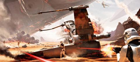 Des contenus gratuits pour Star Wars Battlefront