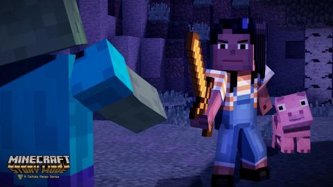 Minecraft : Story Mode - 4 dates de sortie officielles