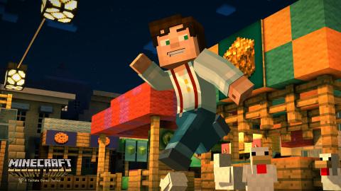 Minecraft : Story Mode, du fan service façon Telltale