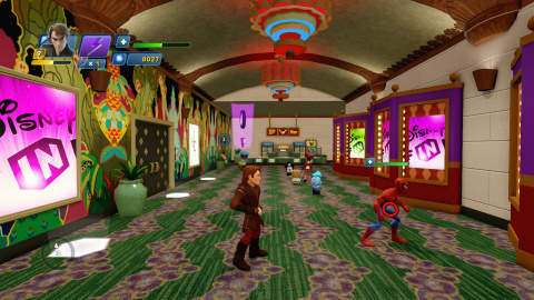 Disney Infinity 3.0 - La Force est avec Disney !