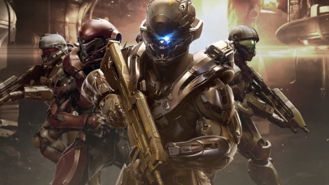 Halo 5 : Guardians - Une cinématique d'introduction explosive !