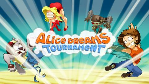 Jaquette de Alice Dreams Tournament - Trailer de lancement