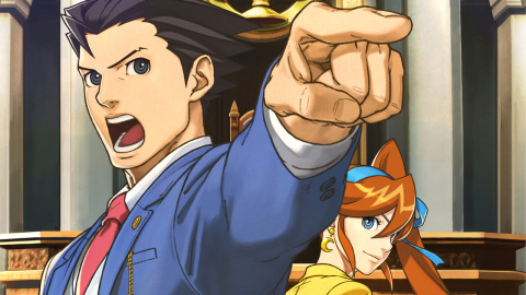 Jaquette de [MàJ] Ace Attorney 6 sortira en occident