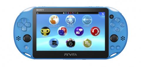 [MàJ] Playstation Vita : Trois nouveaux coloris