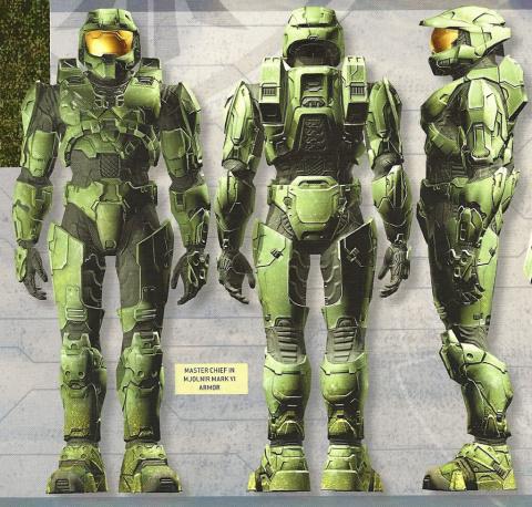 Halo : qui sont les Spartans ?