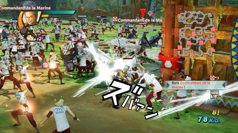 One Piece Pirate Warriors 3 : Le musô de trop ?