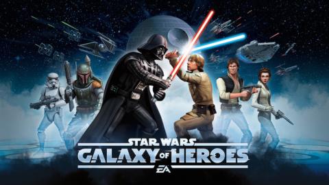 Star Wars : Galaxy of Heroes