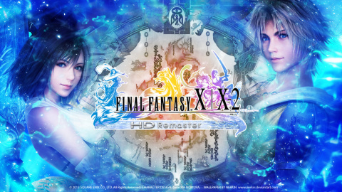 Jaquette de Final Fantasy X / X2 HD : Le patch PS4 est en ligne