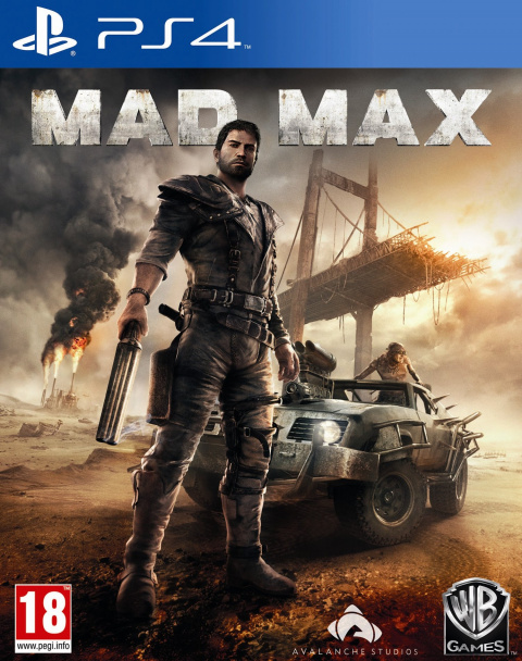 Mad Max sur PS4
