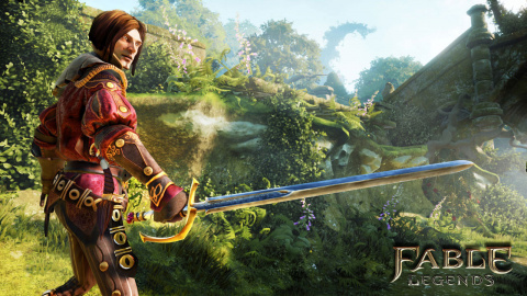 Jaquette de Fable Legends présente Sterling