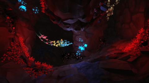 Lumini est disponible sur Steam