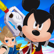Kingdom Hearts : Union X sur Android