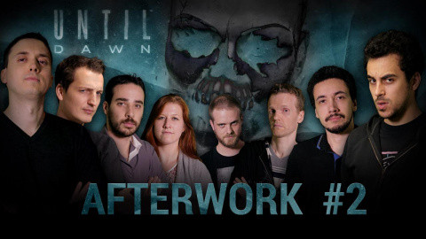 After Work : Until Dawn - Suite et fin du slasher entre amis !