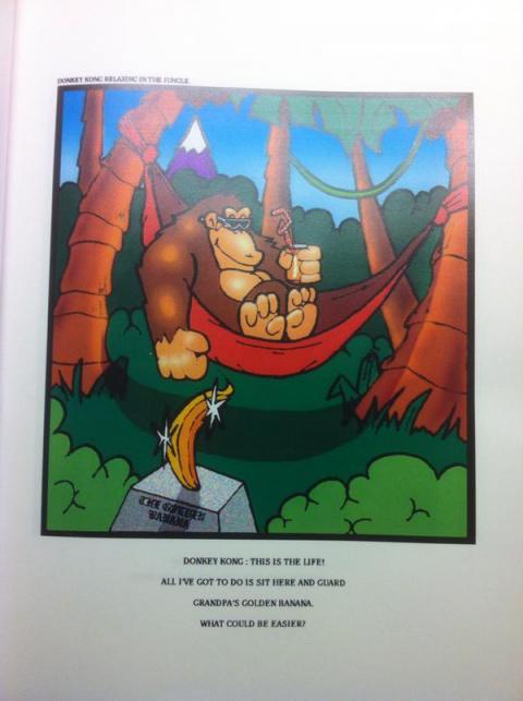 Les concepts arts de Donkey Kong Country révélés