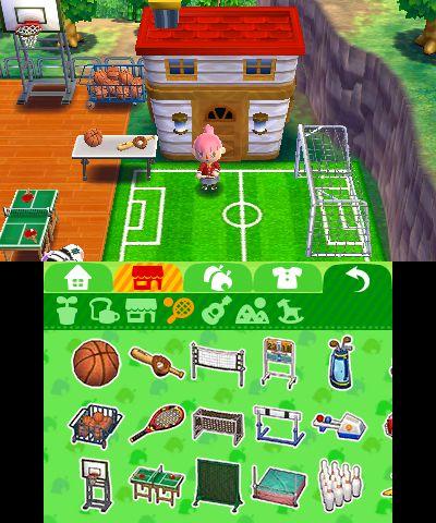 Animal Crossing - Happy Home Designer : Des envies déco ?
