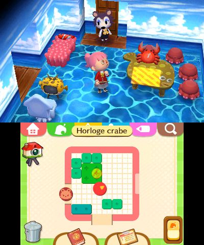 Animal Crossing - Happy Home Designer : Des envies déco ?