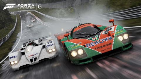 Forza : 7 millions de vente pour les deux derniers titres