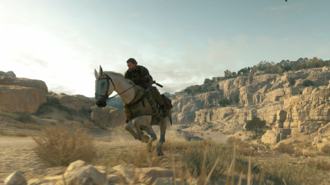 Jaquette de Metal Gear Solid V : The Phantom Pain : benchmarks et guide technique de la version PC