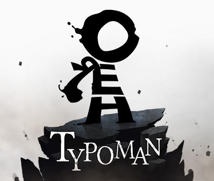Typoman sur WiiU