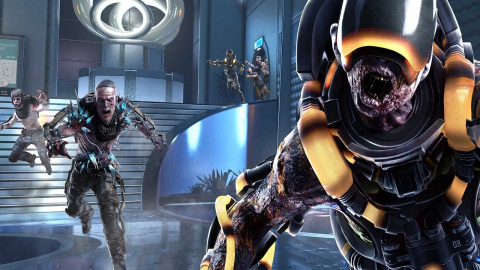 Jaquette de Exo Zombies : Les Secrets de Descent, le guide du survivant Advanced Warfare
