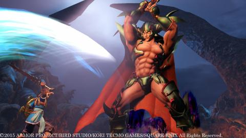Dragon Quest Heroes : Les DLC compris dans la version occidentale