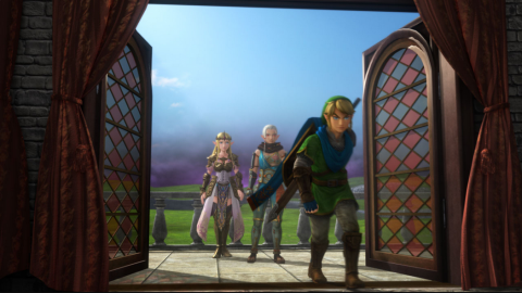 Hyrule Warriors Legends se dévoile sur 3DS
