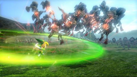 Hyrule Warriors Legends, une séduisante version portable