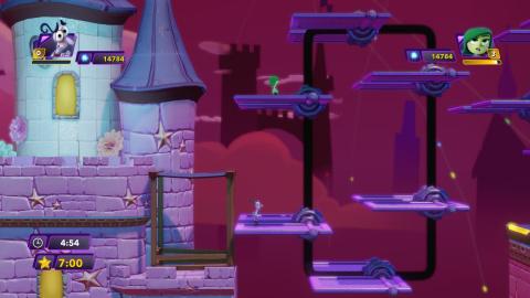 Pack Aventure VICE-VERSA Disney Infinity 3.0 - Une bonne dose de plateforme ?