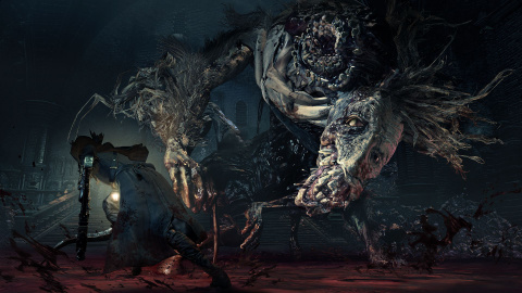 Bloodborne : The Old Hunters - L'extension pure sang