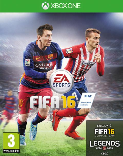 FIFA 16 sur ONE