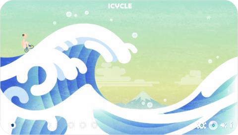 Icycle sur Web