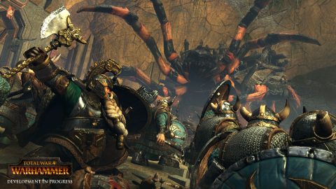 Total War Warhammer : nous avons joué aux batailles en temps réel