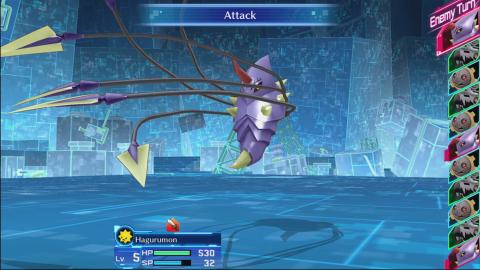 Digimon Story: Cyber Sleuth - Un trailer et de nouvelles images : TGS 2015