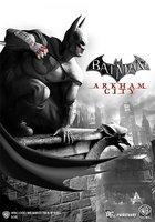 Batman Arkham City sur Box Orange