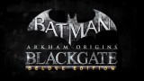 Batman Arkham Origins Blackgate sur Box Orange