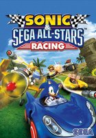 Sonic & Sega All-Stars Racing sur Box Orange
