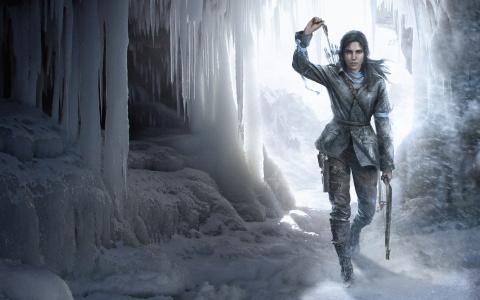 Jaquette de Rise of the Tomb Raider : que valent les nouvelles aventures de Lara Croft après 3 heures de jeu ?