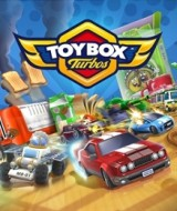 Toybox Turbos sur Box Orange